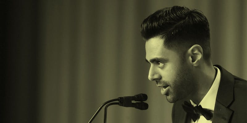 Deconstructed Podcast:How Bad Is The News? With Hasan Minhaj