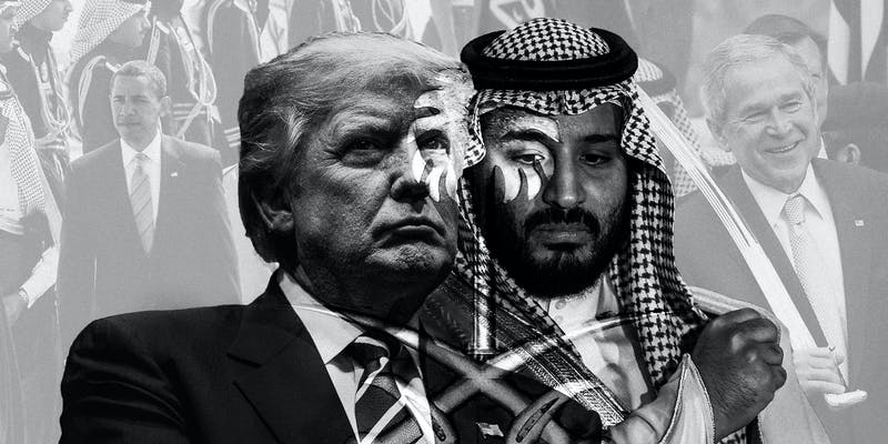 Mohammed bin Salman, Donald Trump, and the Bipartisan Brotherhood with Saudi Arabia