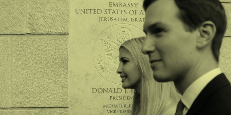 How The Trumps Screwed Palestine