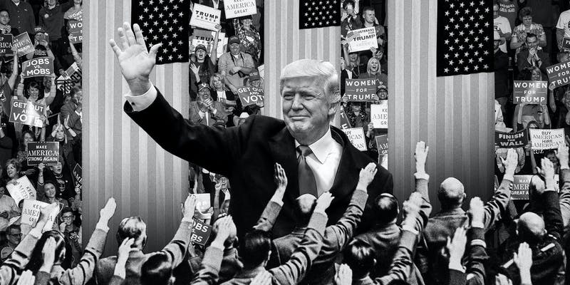 Donald Trump, Fascism, and the Doctrine of American Mythology