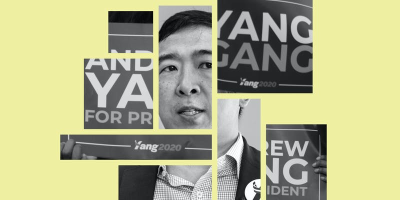 Why Is Andrew Yang Running for President?