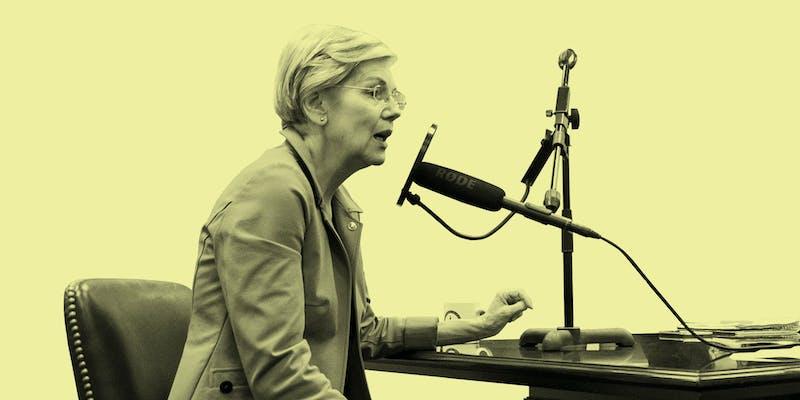 Elizabeth Warren v. the District of Corruption