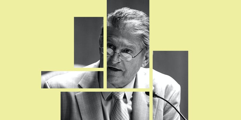 Joe Manchin Gets Candid With Billionaire Donors in Leaked Audio
