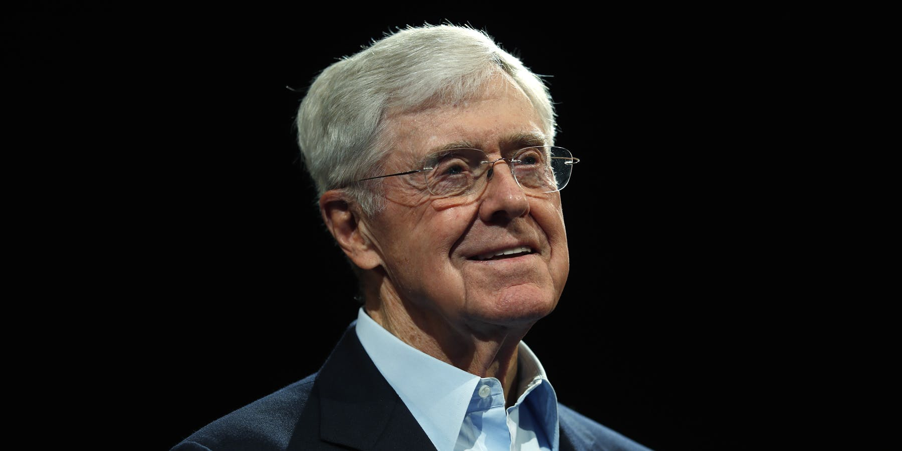 Charles Koch Network Attacks Shelter-in-Place Policies