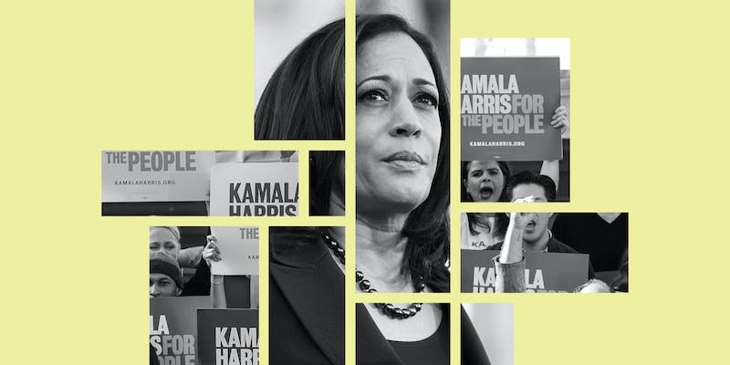 Kamala Harris Wants to Be President. But What About Her Right-Wing Past?