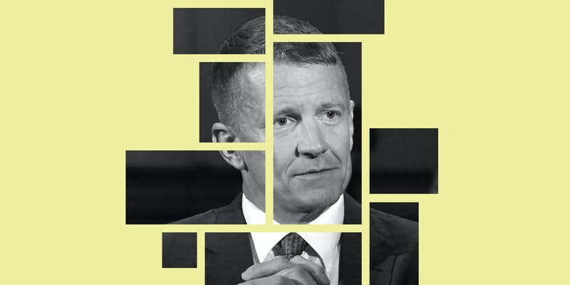 Erik Prince, Perjury, and the Secret Trump Tower Meeting