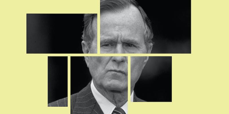 George H.W. Bush: The Inconvenient Truth