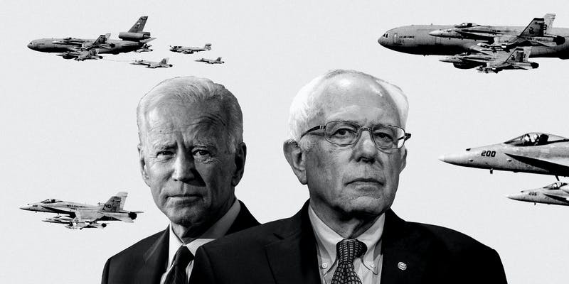 Bernie Sanders, Joe Biden, and the Rewriting of Iraq War History