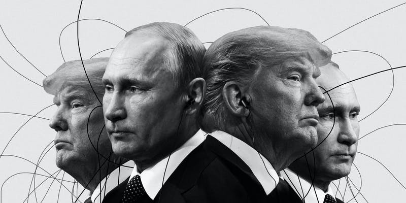 Double Negative: Trump, Putin, and the Destruction of Political Intelligence