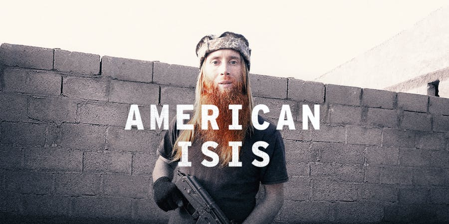 American ISIS Trailer